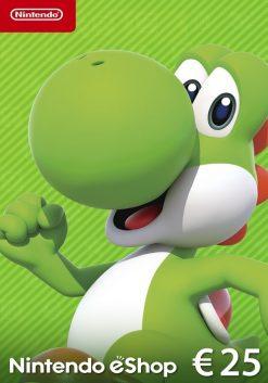 Nintendo eShop €25