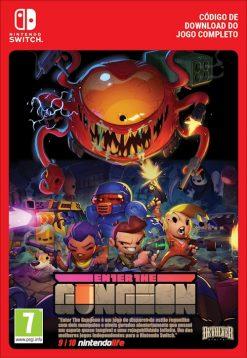 Enter the Gungeon - Nintendo Switch
