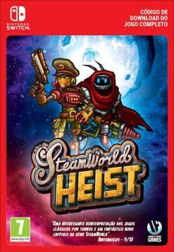 Steam World Heist - Nintendo Switch