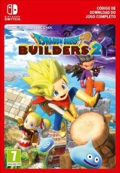 DragonQuestBuilders2