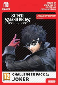Super Smash Bros Joker DLC