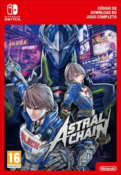 Astral Chain Nitnendo Switch