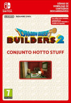 Dragon Quest Builders 2 Hotto Stuff