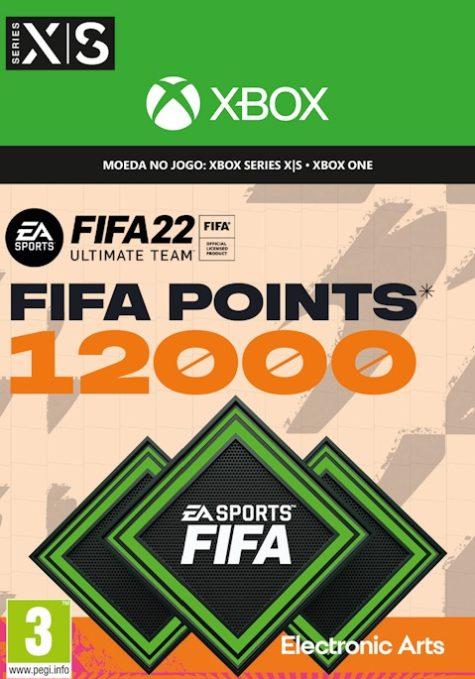FIFA 22 12000 POINTS
