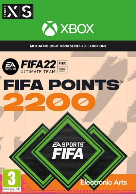 FIFA 22 2200 POINTS