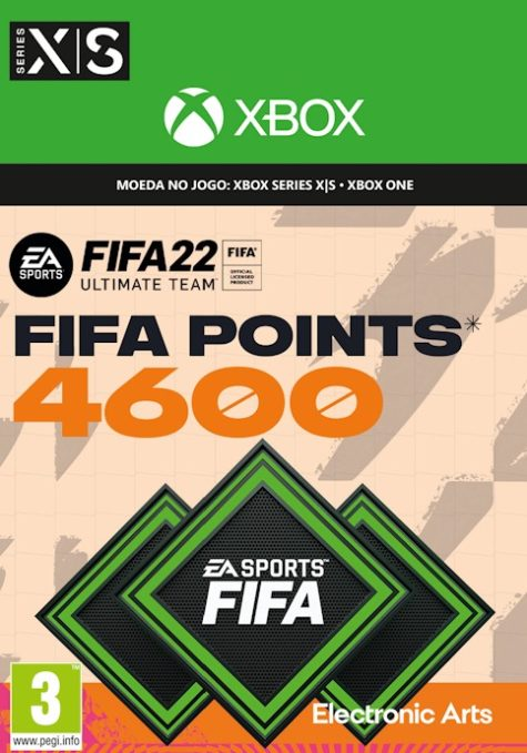 FIFA 22 4600 POINTS